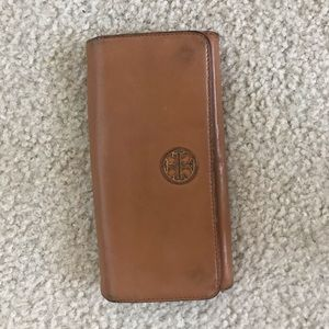 Tory Burch Snap Wallet